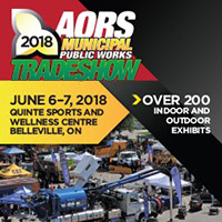 AORS trade show poster